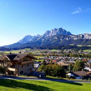 Aussichtsreiche Ferienwohnungen in den Kitzbüheler Alpen