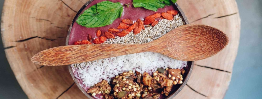 Superfoods und DIY Kosmetik