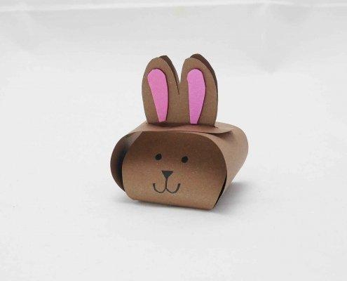Hasen-Box für Ostern