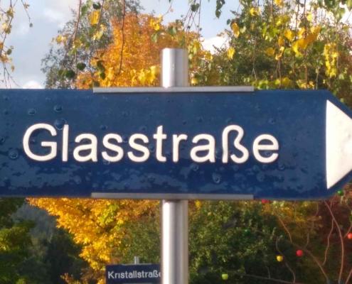 Glasstraße im Bayerischen Wald (c) Stephan Moder