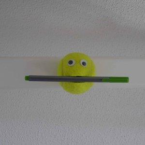 Tennisball Halter