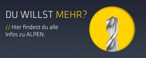 ALPEN - Die Bohrermarke aus Österreich