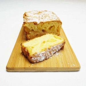 Einfacher Kuchen mit Früchten - Rezept
