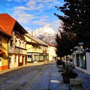 St. Johann in Tirol am Morgen