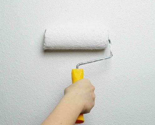 Kreative Wandgestaltung mit SILK PLASTER Flüssigtapete