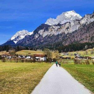 Radausfahrt mit Kaiserblick