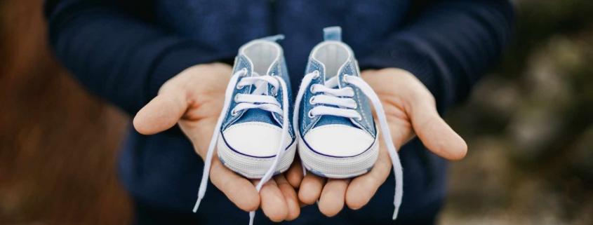 Planung einer Babyparty - Babyshower