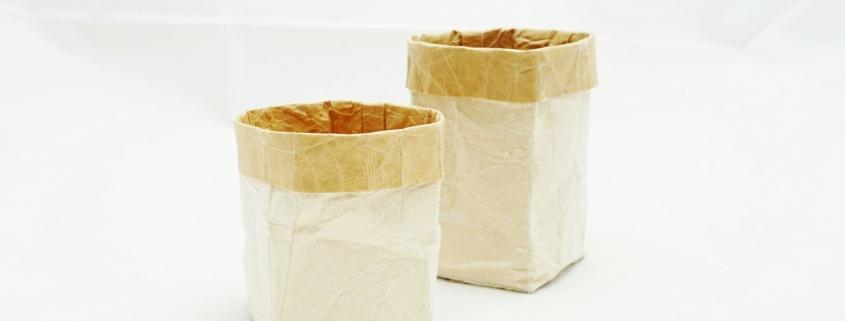 Tetrapack Behälter - Upcycling