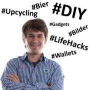 Andi von kreativeseite.com - DIY Blogger aus Österreich