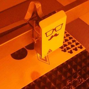 DIY Ohrringe - Lasercutter Projekt