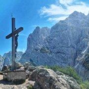 Tavonaro Kreuz am Stripsenjoch
